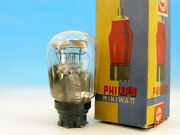 1x Vintage 1876 Philips 30and039s Half-wave Vacuum Rectifier Power-supply Tube