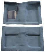Replacement Flooring Set Complete For Ford Mustang 1778-232 Mass Backing