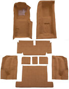 Replacement Flooring Set Complete For Corvette 3601-232 Mass Backing