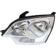 Headlight For 2008-2010 Saturn Vue Vue 2012 2014 Driver Side W/ Bulb