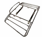 Porsche 356 Leitz Style Reproduction Stainless Steel Luggage Rack Engine Grille