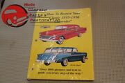 55 56 Chevy Manual How To Restore Your Class 1955-56 Chevrolet Harold Louisiana