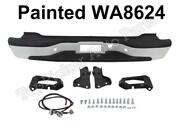 New Painted Summit White Wa8624 Rear Bumper Assy For 00-06 Chevy Suburban Tahoe