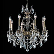 New Crystal Chandelier Marseille Antique 10 Lts 28x32