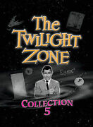 The Twilight Zone - Collection 5 Dvd 2003 9-disc Set