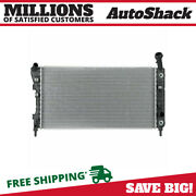 New Radiator Assembly For Buick Lacrosse Allure Pontiac Grand Prix Chevy Impala