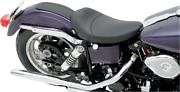 Drag Specialties Smooth Solo Seat Harley 58-84 Fxef Fxs Fx Flh Fxdg Fxwg