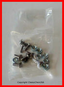 1941 1942 1946 Chevy Truck Grill Stainless Steel Screw Kit - 8pc - 1088k