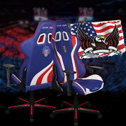 Dxracer Office Chair Oh/fh186/iwr/usa Pc Gaming Racing Ergonomic Computer Chair
