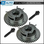 Oem Camshaft Phaser Vvt Actuator Sprocket And Bolt Pair For Ford Lincoln Mercury