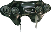 Hoppe Quadzilla Fairing With Stereo And Speakers 94-19 Harley Road King Flhr
