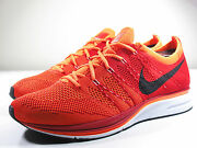 Ds Nike 2012 Flyknit Trainer+ Univ Red 8.5 Olympic Woven Presto Air Max 1 90 95
