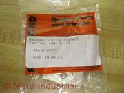 Raymond 590-151/01 Braid Assembly Contact Arm Pack Of 3