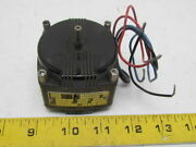 Bodine Electric 712gf2157 Type Kci-24 1/300hp 1550 Rpm Gear Motor 115v 1-phase