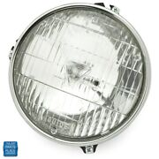 1968-1971 Gm Cars T-3 T3 Headlamp Capsule Assembly D High Beam