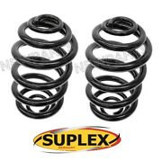 For Bmw E83 X3 04-10 Pair Set Of Rear Left And Right Heavy Duty Coil Spring Suplex