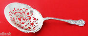 Olympian By Sterling Silver Pierced Saratoga Chip Or Cracker Scoop