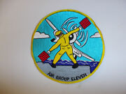 B5394 Korea Us Navy Lso Landing Signals Officer Patch Air Group Eleven 11 R8e
