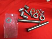 New 1942-48 Ford 42-52 Pickup Spindle Bolt Set Us Made Flathead 21a-3111