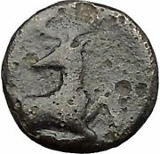 Ephesus Ephesos In Ionia 280bc Ancient Greek Coin Bee Forepart Of Stag I49590