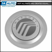 Oem Wheel Hub Center Cap With Logo Silver Lh Rh Front Or Rear For Grand Marquis