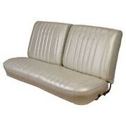 1968 Chevrolet Chevelle Coupe Rear Bench Seat Cover - Gold
