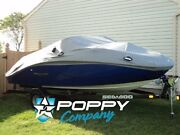 2011 - 2012 Seadoo Challenger 180 Cover New Trailerable Charcoal Grey