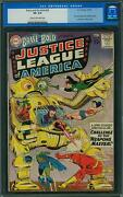 Brave And The Bold 29 Cgc 4.0 Dc 1960 2nd Justice League Of America Jla E5 Cm
