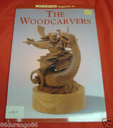 Woodcarving Magazine On The Woodcarvers By Guild Of Master Craftsman Staff...