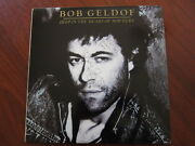 Bob Geldof Deep In The Heart Nowhere Autographed Lp Ex Boomtown Rats