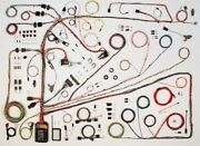 62-65 Fairlane 62-63 Meteor Classic Update Wiring Harness Complete Kit 510553