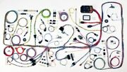 1966-77 Ford Bronco Classic Update Wiring Harness Complete Kit 510317