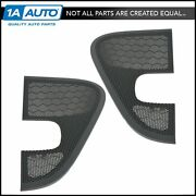 Oem Door Panel Mounted Speaker Grille Cover Lh And Rh Flint Pair For Pickup Truck