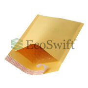 5000 Cd 7.25x8 Self Seal Kraft Bubble Mailers Padded Envelopes 7.25 X 8