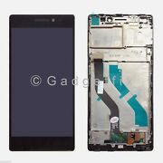 Us Lenovo Vibe X2 Lcd Display Screen Touch Digitizer Frame Housing Assembly