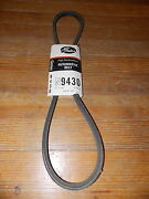 Nos Gates Belt Made In Usa 75-79 Bmw 74-75 Chevrolet Ford 66-69 Gmc Jeep 9430