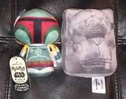 Sdcc 2015 Hallmark Star Wars Boba Fett Han Solo Carbonite Itty Bitty Sold Out