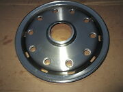 1980s 1990s Chevy Gmc Truck 4x4 Front Wheel Cover Hub Cap For 15 Wheels Nice