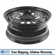Dorman 16 Inch Steel Replacement Wheel Each For 06-12 Equinox Impala Monte