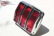 64-66 Ford Mustang Rear Tail Light Lamp Assembly W Wires Wiring Coupe Fastback