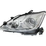 Headlight Headlamp Driver Side Left Lh New For 06-08 Lexus Is250 Is350