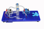 Experiment Tool Pem Cell + Electrolyzer To Generate Oxygen And Hydrogen Power