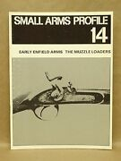 Vtg 1972 Small Arms Profile 14 Early Enfield Arms Muzzle Loaders Book Magazine