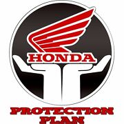 Honda Motorcycle Factory Extended Warranty - Hpp - Touring Motorcycles 96 Month