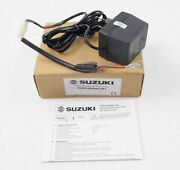 Oem Suzuki Motorcycle Scooter Universal Battery Charger Tender 99999-rson5-cb1