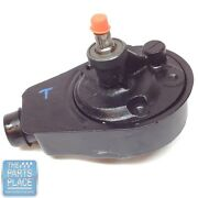 1967-67 Camaro Delco Replacement Power Steering Pump W/ Reservoir - Acd 516113