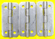 Igloo Cooler Hinges - Stainless Steel - Set Of 3 Fits 25-165 Qt. Coolers 76891