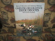 Carving Deorative Duck Decoys Shourds And Hillman Exc.