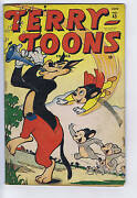 Terry-toons Comics 45 Timely 1946