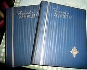 Set Of 2 Vols American Army In War Wwi Amazing Photos Army Navy Balloon 1934